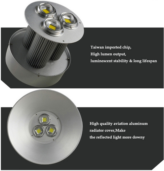brideglux cob led high bay light