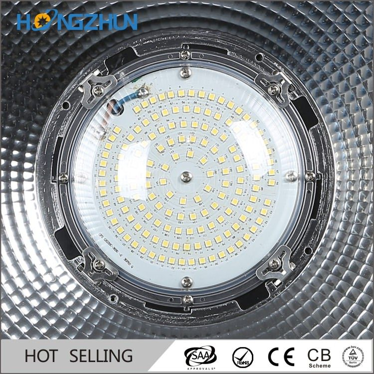 60W~250W SMD alta baia high output power highbay led lights with good heat dissipation patent