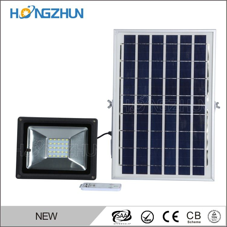 10 solar floodlight