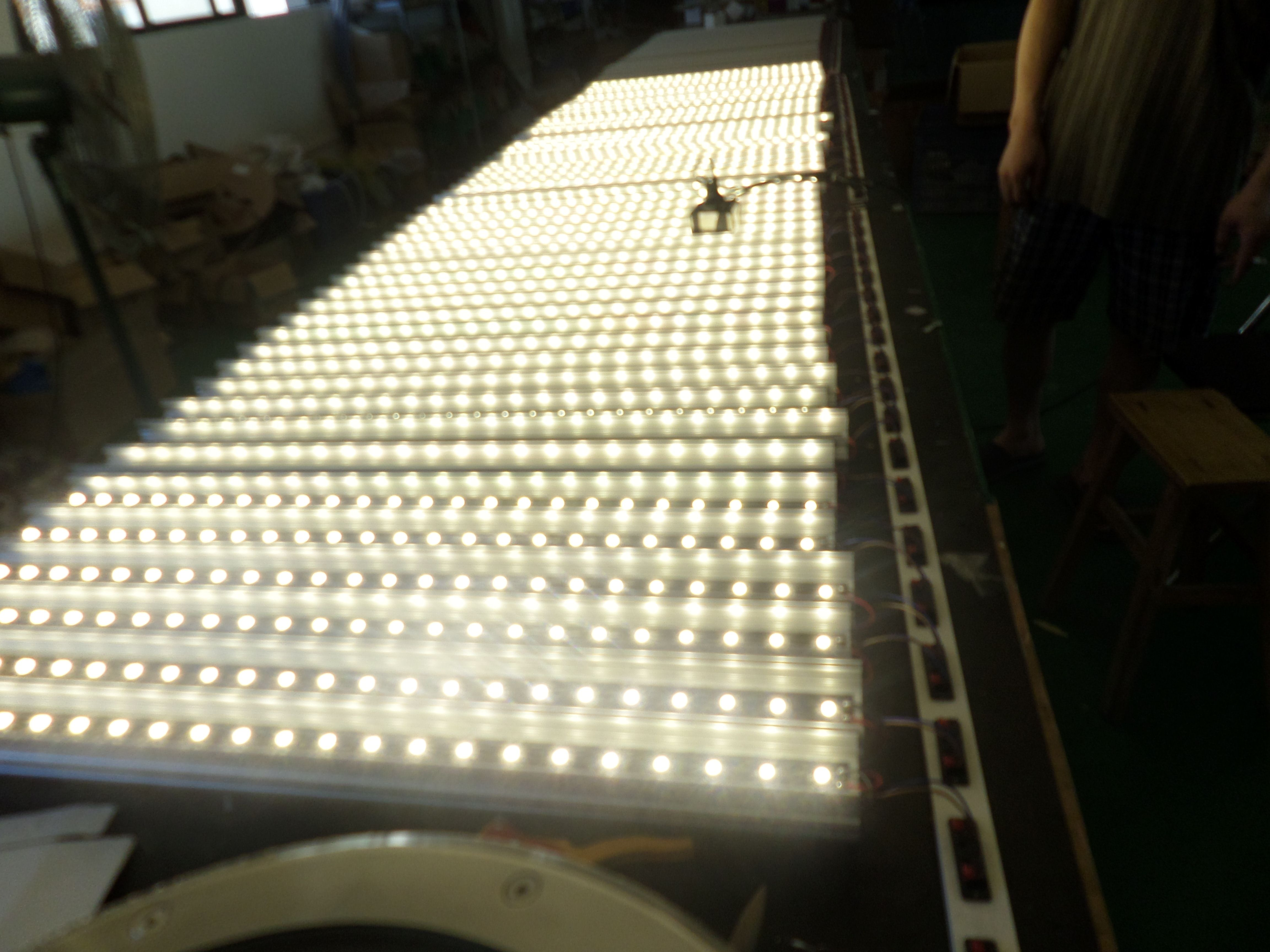 rgb led wall washer light