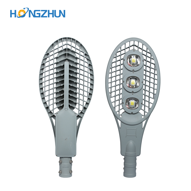 High quality lamp Die Cast Aluminium Street Light 50w COB type outdoor lights
